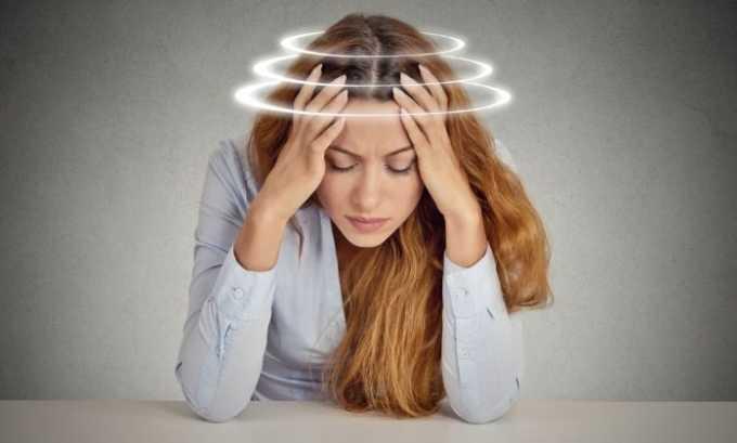 При авитаминозе наблюдается такой симптом как частое головокружение