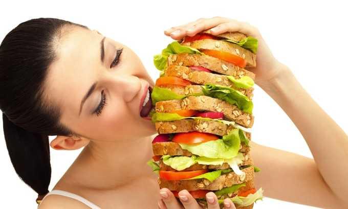 Повышенный аппетит наблюдается при диффузном зобе