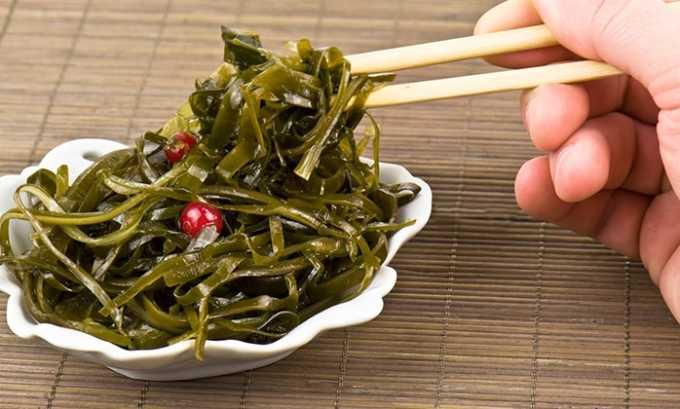 Морские водоросли наиболее эффективны для поддержки здоровой щитовидки