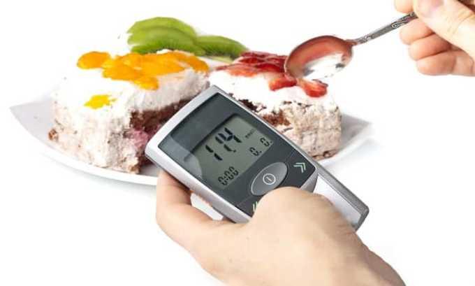 Тиамин назначают при сахарном диабете