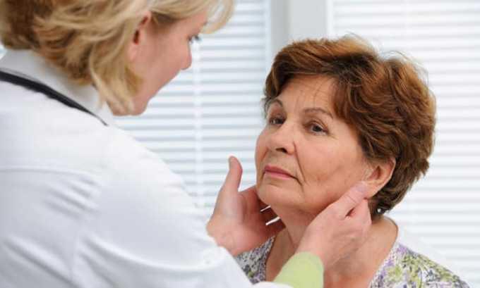 После 50 лет риск заболеваний щитовидной железы возрастает