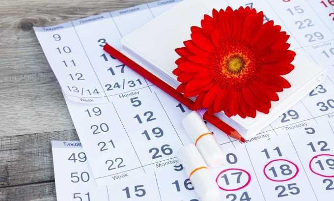 При тиреотоксикозе у женщин нарушается менструальный цикл