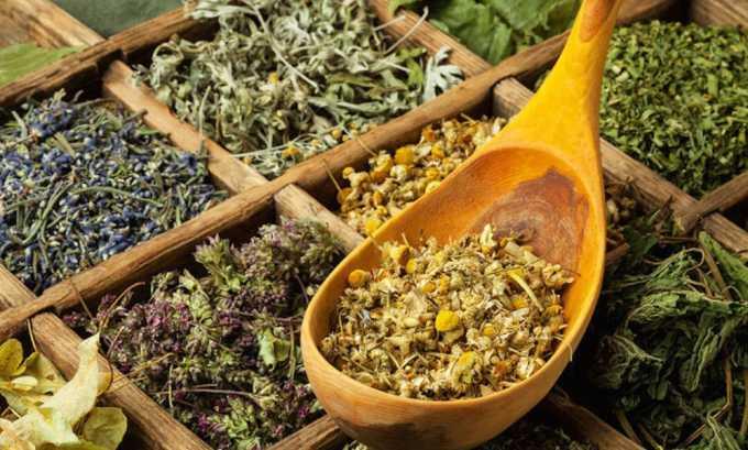 Для устранения проявлений аутоиммунного гипотиреоза рекомендуется использовать сбор лекарственных трав