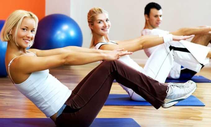 Принимая левокарнитин, можно добиться повышения физической работоспособности
