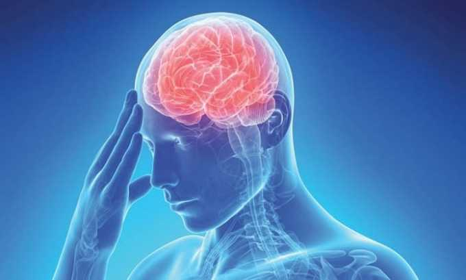 Инсульт - противопоказание к применению препарата