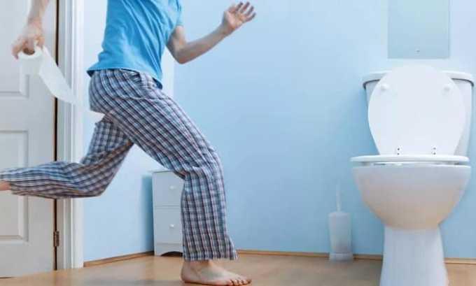 Частое мочеиспускание - побочный эффект от применения препаратов