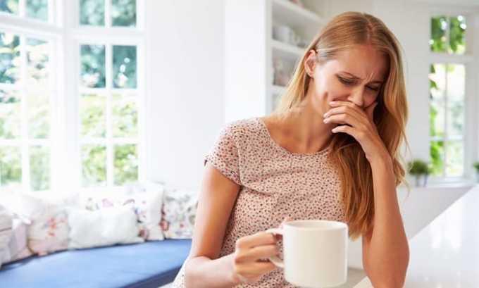 Тошнота — один из побочных эффектов мази