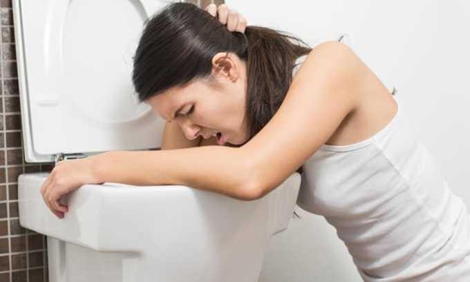 Также L-Тироксин 25 может вызвать приступы рвоты