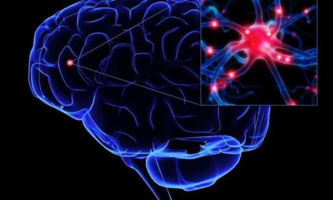 В качестве побочного эффекта при применении препарата может случиться поражение нервной системы