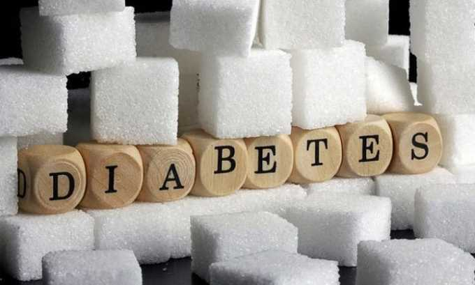 Препарат запрещен при сахарном диабете
