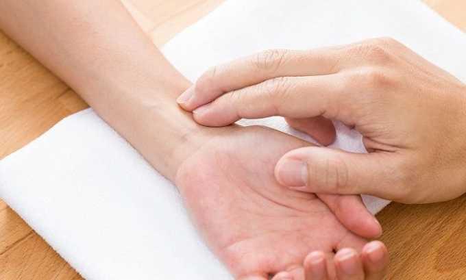 При бесконтрольном приеме Атенолола возможно снижение пульса
