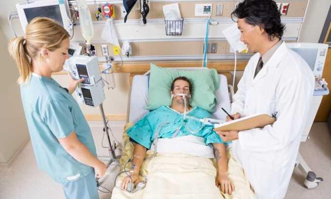 Если больной находится в тяжелом состоянии и сильно ослаблен врач не может назначить сцинтиграфию