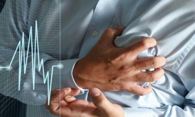 Препарат Эгилок 50 применяется при нестабильной стенокардии