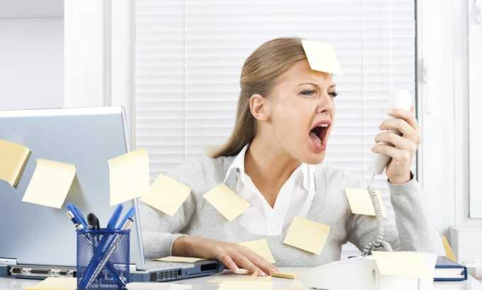 Стрессы и нервные перенапряжения являются причиной заболеваний щитовидной железы