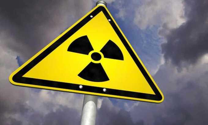 Радиационное облучение. Нередко злокачественные опухоли щитовидной развиваются на фоне лучевой терапии других видов рака