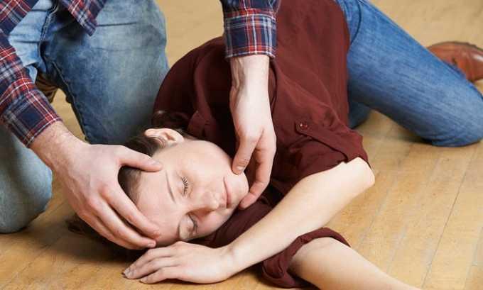 Врачи не рекомендуют прием подобных препаратов при эпилепсии