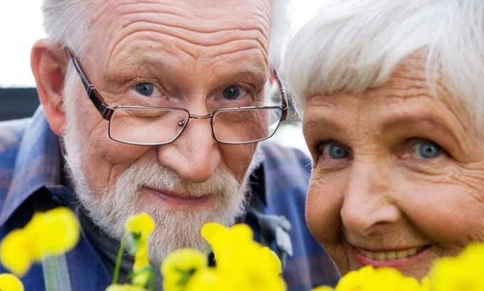 Гормон используют при нарушении функции эндокринного органа в пожилом возрасте
