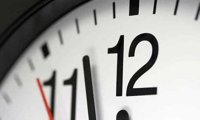Максимальная концентрация препарата определяется в крови через 3 часа поле приема