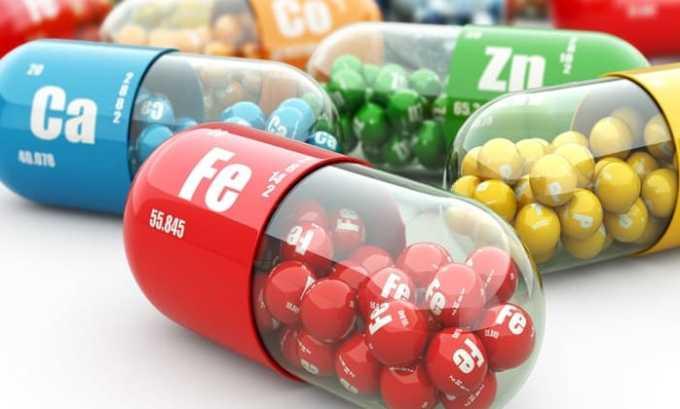 Дефицит витаминов и минералов может привести к заболеваниям щитовидки