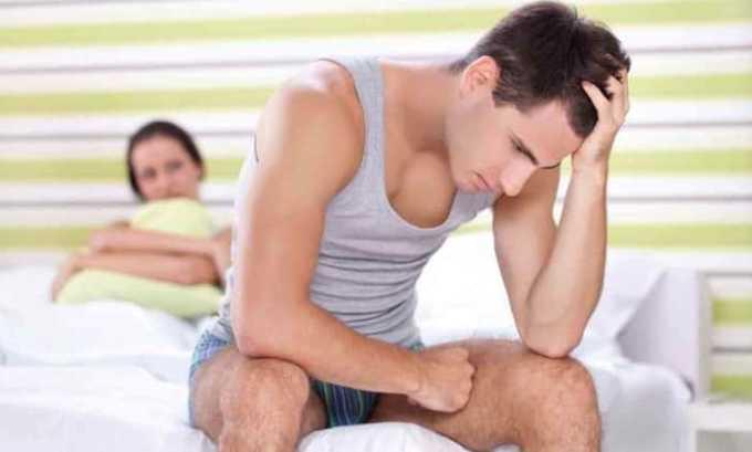 Из-за диффузных изменений в тканях щитовидной железы происходит снижение либидо