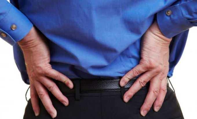 Необходимо с осторожностью применять лекарство при почечной недостаточности
