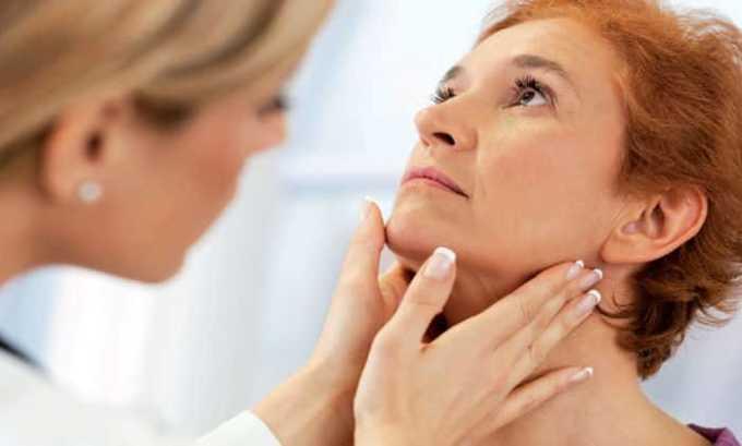 Препарат нужно пить для профилактики заболеваний щитовидной железы