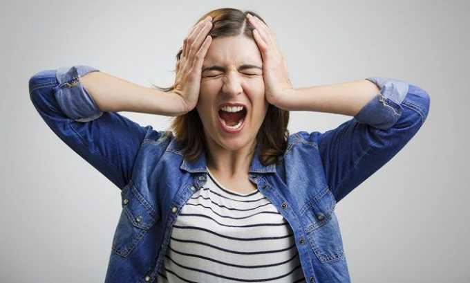 Витамин А и Е назначают при стрессах