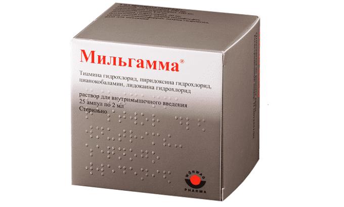 Мильгамма ускоряет процессы восстановления, останавливает воспаление и снимает болевой синдром