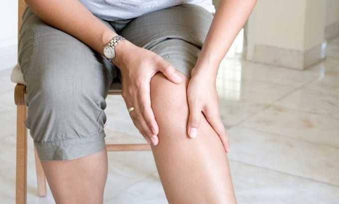 При применении препаратов может быть слабость в мышцах