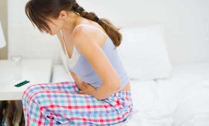 На фоне лечения Диклофенаком 100 могут возникать пищеварительные нарушения
