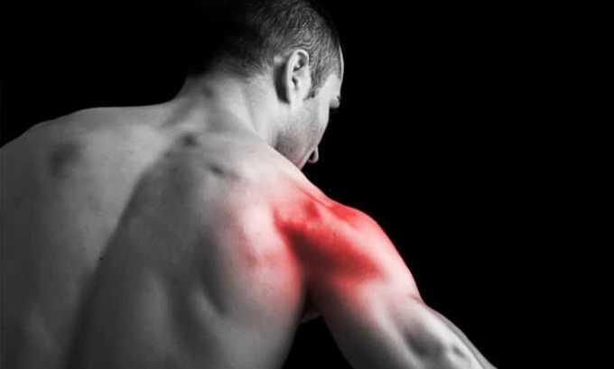 У взрослых пациентов на фоне передозировки может развиваться парез мышц
