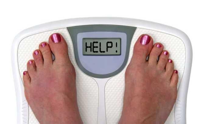 Быстрый набор веса может сигнализировать о наличии диффузно-узлового зоба щитовидной железы