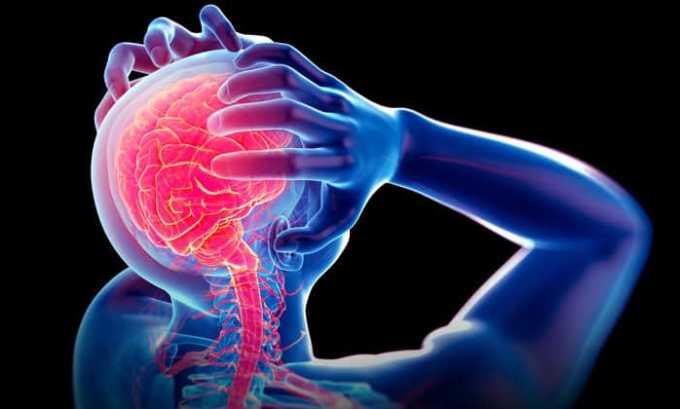 Корвитол предупреждает появление мигрени