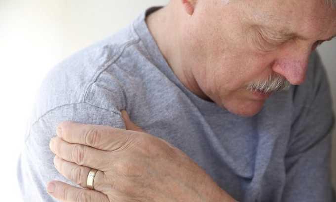 В редких случаях у пациентов с уремией прием лекарства становится причиной мышечной слабости