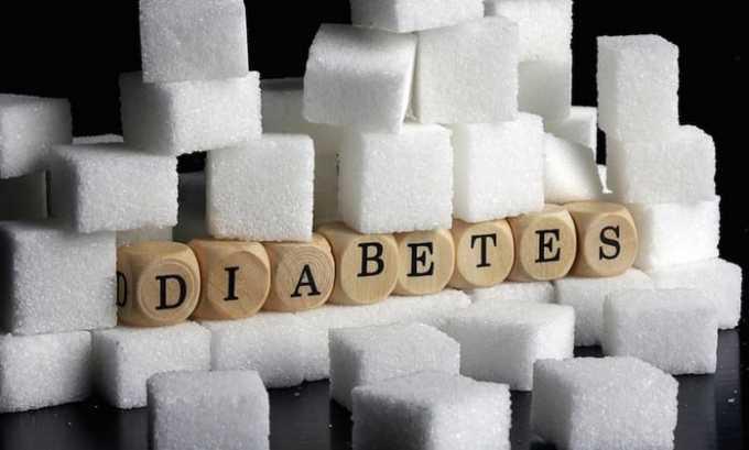 Препарат запрещено принимать при диабете различной степени