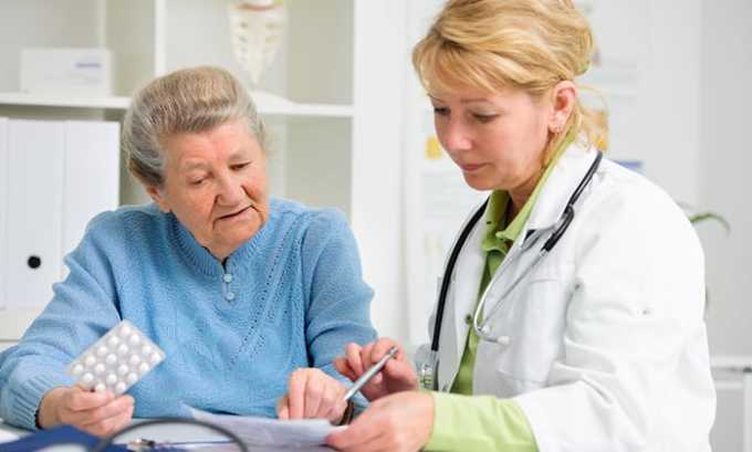 При лечении пожилых пациентов важно оценить их состояние здоровья