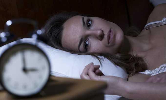 Передозировка l-тироксина 125 может вызвать нарушение сна