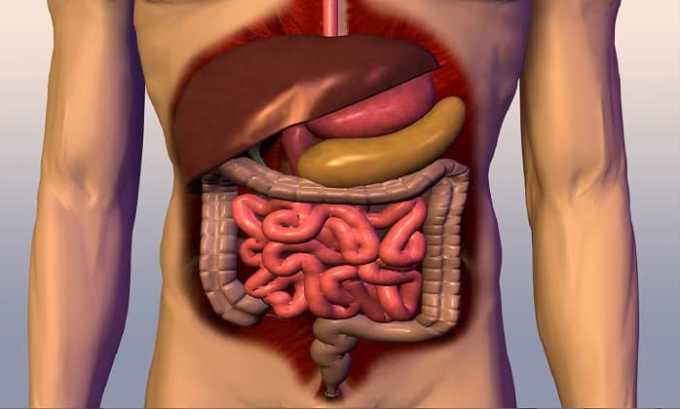 Воспалительные болезни желудочно-кишечного тракта лечатся с помощью препарата Преднизолон