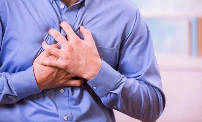Валекард применяют при сердечной патологии во время болезни щитовидной железы