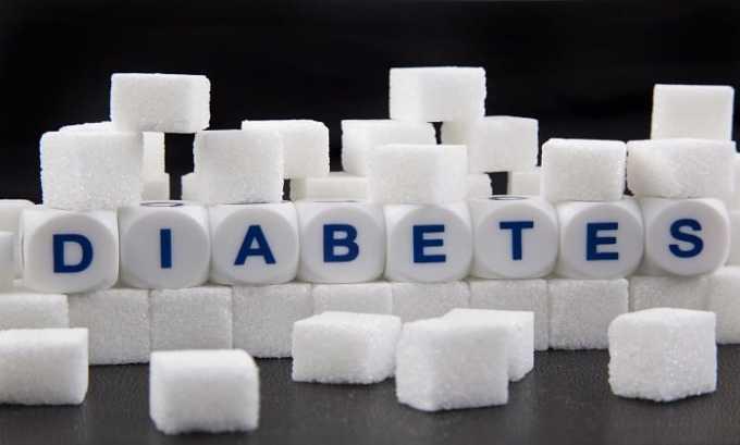 Больным сахарным диабетом следует принимать препарат под наблюдением врача