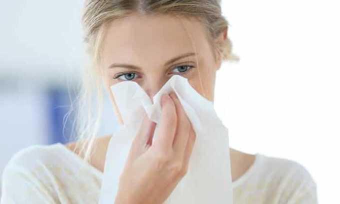 Иногда при употреблении Корвитола развивается аллергия