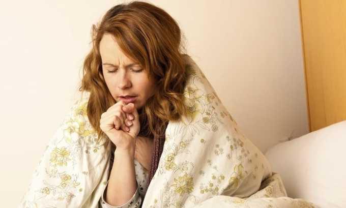 Также настойка пустырника может помочь устранить кашель