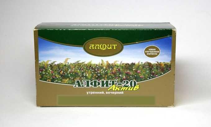 Алфит-4 - вспомогательное средство при терапии болезней железы и профилактики эндокринных заболеваний