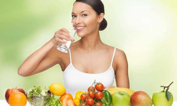 Если гипотиреоз вызывает ожирение, то нужно будет придерживаться выбранной диеты