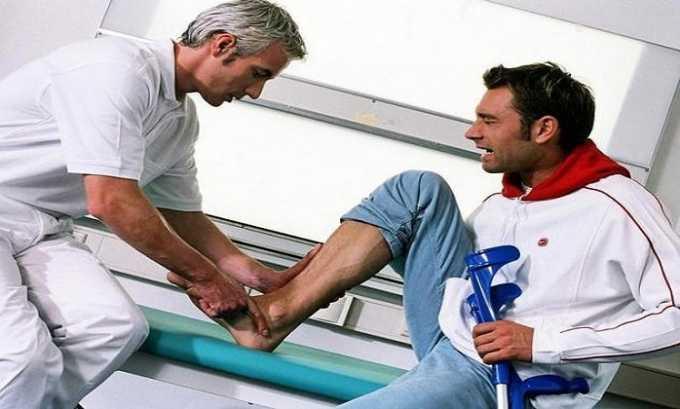 Болевой синдром и воспаления после травм, при колите, невралгии и миалгии служат показанием к назначению Наклофена
