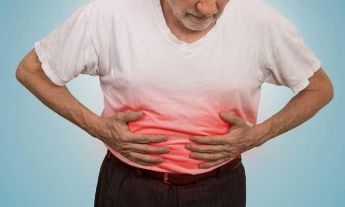 При приеме препаратов у некоторых пациентов возникают боли в желудке, кишечнике