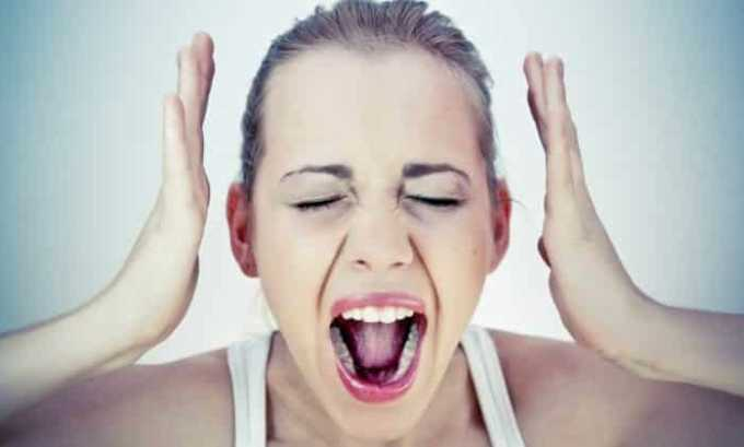 Симптомом тиреотоксикоза является резкая смена настроения
