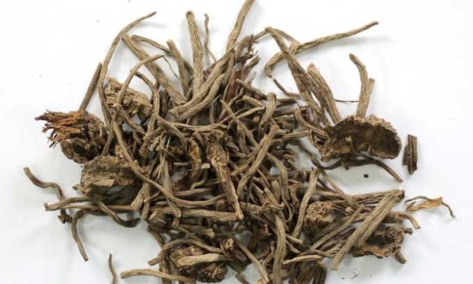 Изовалериановая кислота находится в корнях валерианы лекарственной