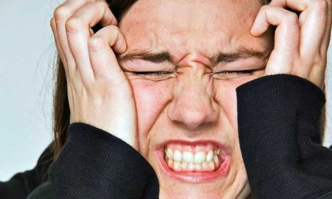 К провоцирующим факторам относятся выраженные психические расстройства