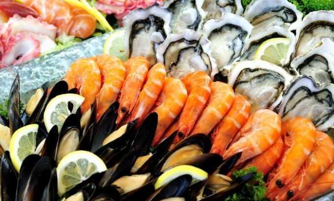 Морепродукты способствуют восстановлению функций щитовидки
